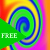Fingerpainting Spin Canvas Art Free