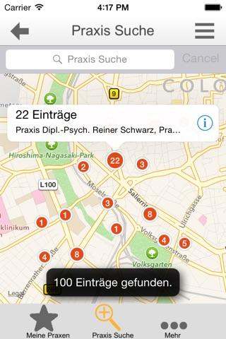 Praxis Dr Jörg Schmitz-Gielsdorf Aachen screenshot 1