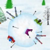 Winter Mountain Avalanche Snowball : Run like Hell in the snow - Free Edition