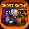 Halloween Ghost Skins for PE - Best Skin Simulator and Exporter for Minecraft Pocket Edition