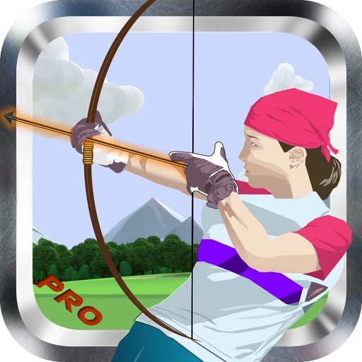 Arrow Champions Girl PRO iOS App