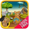 Animal Safari - Learn Animals Names & Spellings with Spoken Alphabets & Words