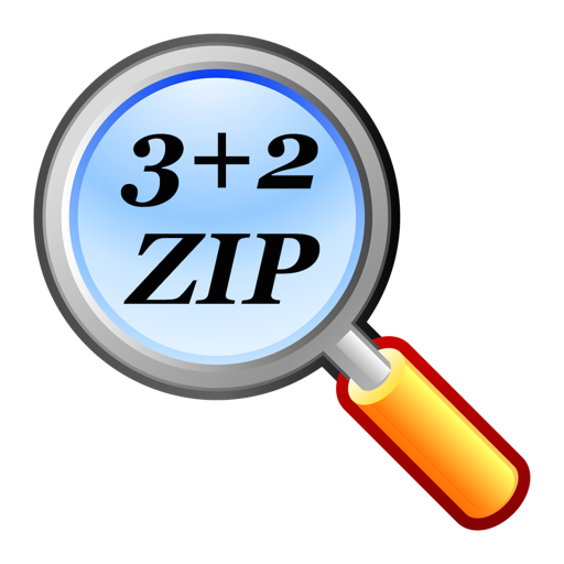 ZIP Quick Search for Mac