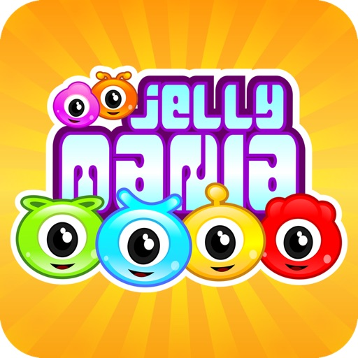 Jelly Mania : Match 3 to Blast iOS App