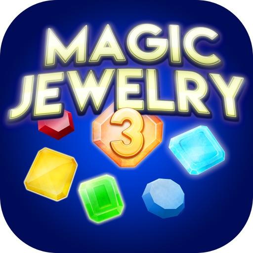 Magic Jewelry 3 iOS App