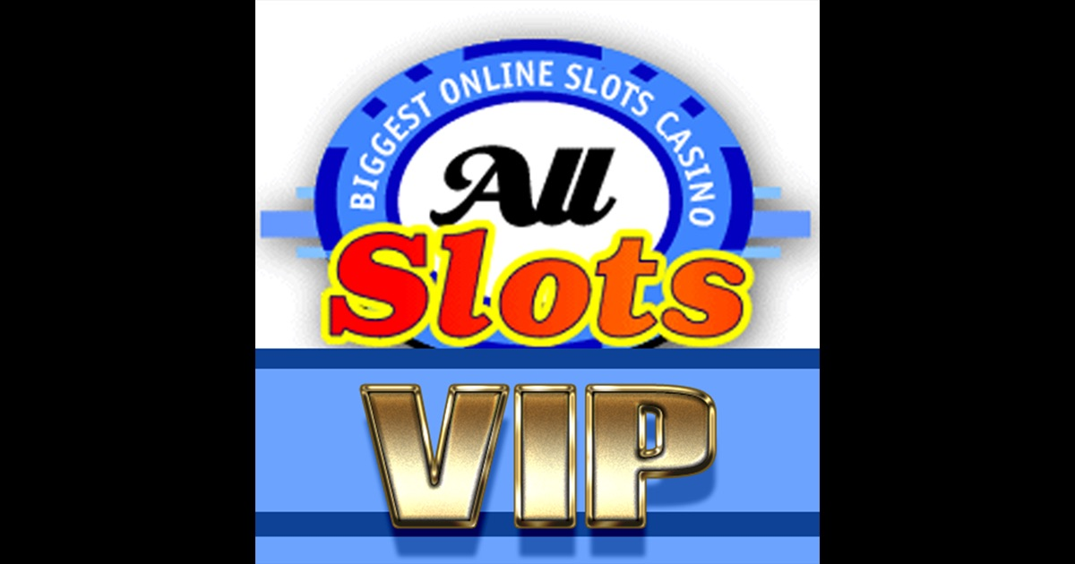 all slots vip download