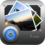 Lock Photos Free: protect photos and videos hidden from other eyes icon