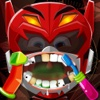 Crazy Ninja Nick's Dentist Story – Teeth Dentistry Games for Free
