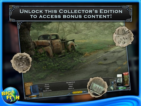 Mystery Case Files: Shadow Lake HD - A Hidden Object Adventure screenshot 3
