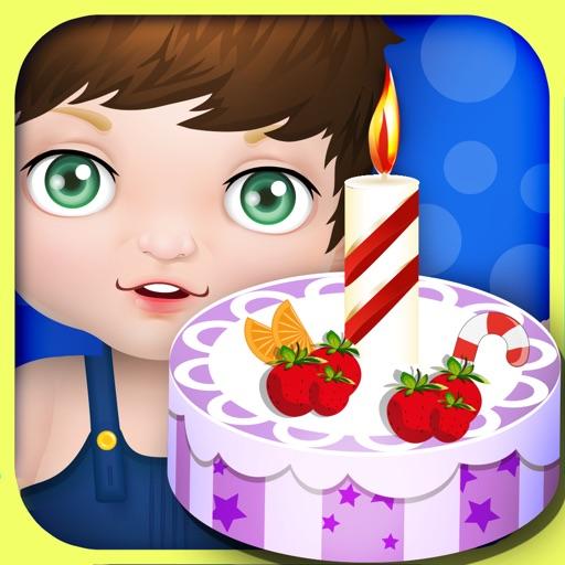 G teau d 39 anniversaire jeux de cuisine par degoo ltd - Jeux de cuisine de gateaux d anniversaire ...