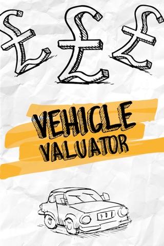 Vehicle Valuator screenshot 1