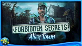 Forbidden Secrets: Alien Town - A Hidden Object Adventure-4