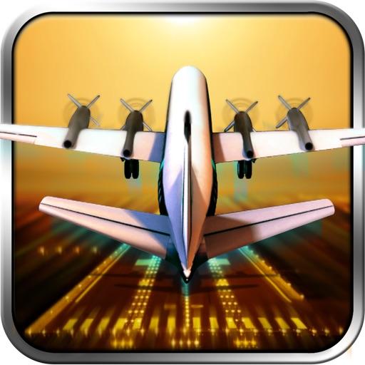 Classic Transport Plane 3D - Airport Jumbo Jet Simulator Parking Game