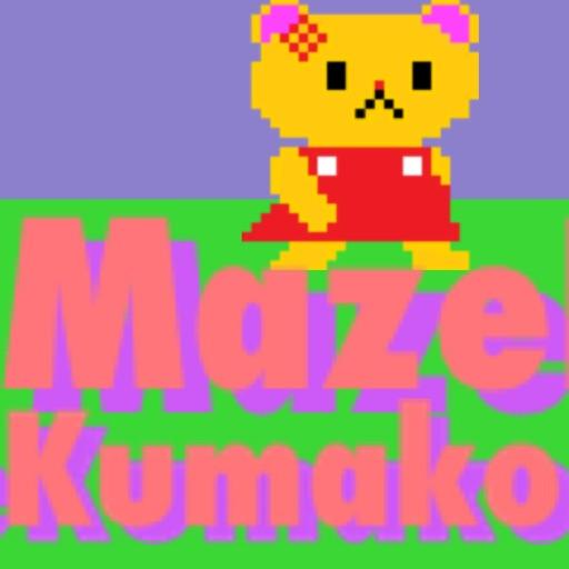 MazeKumako iOS App
