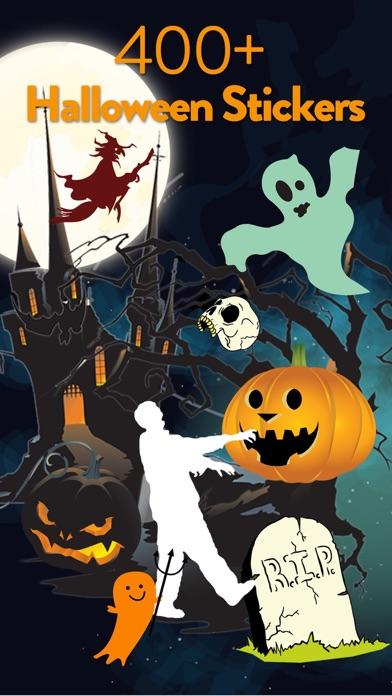 Halloween Emoji Pro review screenshots