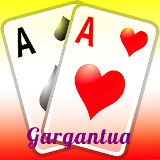 Classic Gargantua Card Game iOS App