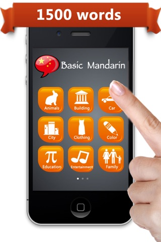 Learn Mandarin ® screenshot 1
