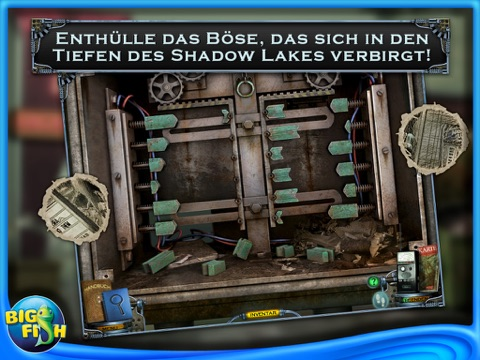 Mystery Case Files: Shadow Lake HD - A Hidden Object Adventure screenshot 4