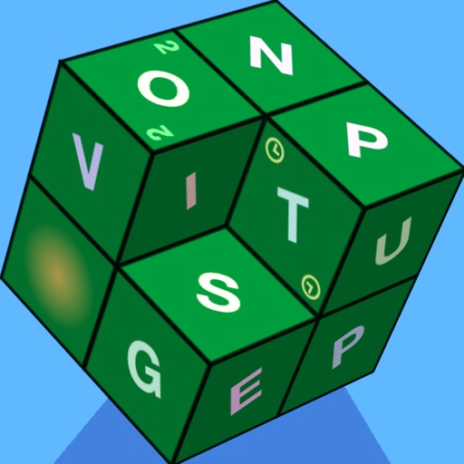 Word Search 3D (English) iOS App