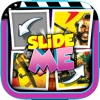Slide Me Puzzle : 80s Movies Picture Games