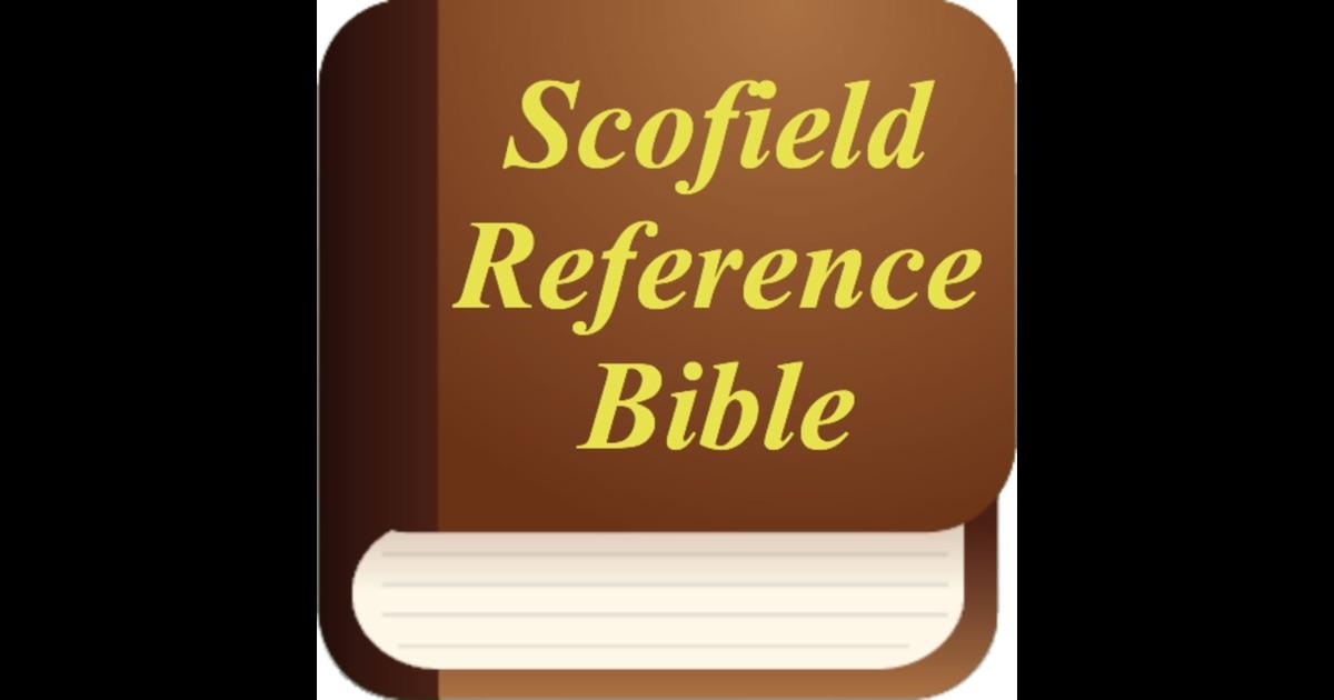 Download KJV Scofield Bible