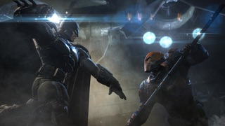 Screenshots of Batman: Arkham Origins for iPhone