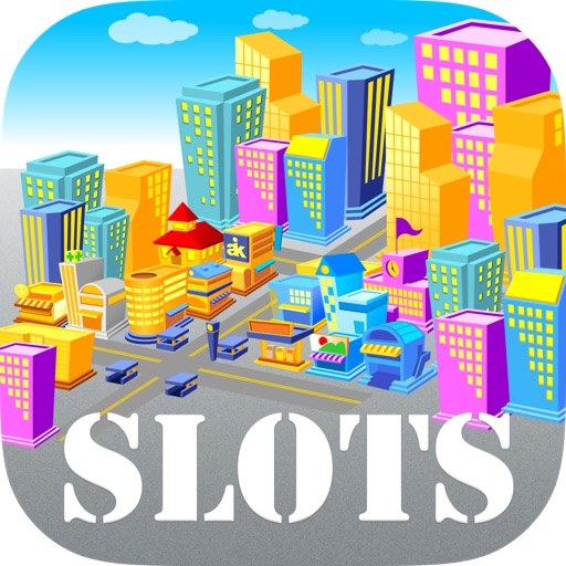 Vivid City Slots Pro - Spin the Fortune Wheel to Win the Grand Prize iOS App