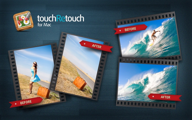 TouchRetouch Screenshot