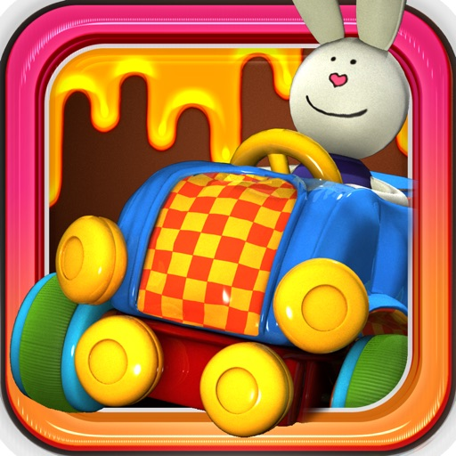 Candy Blaster Craze - Awesome Fast Driving And Shooting Game PRO iOS App
