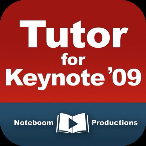 Tutor for Keynote '09