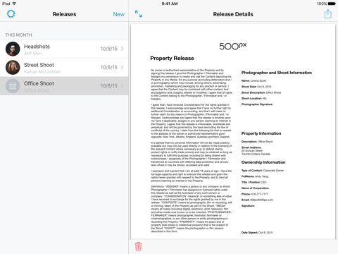 Releases By Px On The App Store