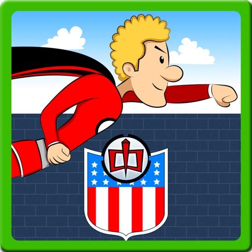 Greatest American Hero - Fly Through The Sky In Retro 80's Style! iOS App