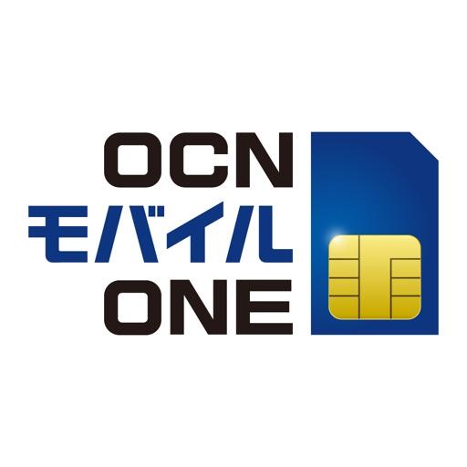 OCNモバイルONEデータ通信追加・多機能/アプリ