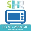 Showhow2 for LG MC-2883SMP Microwave