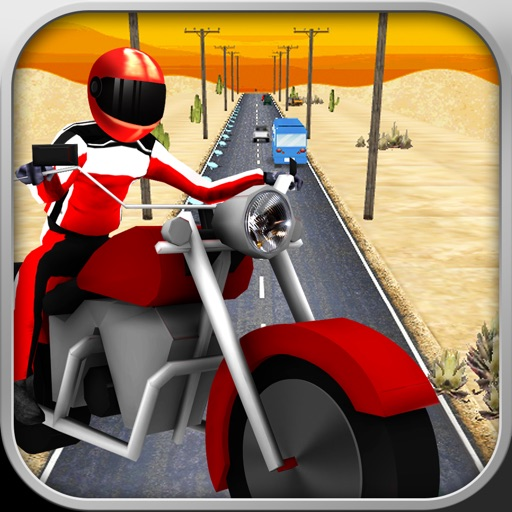 Motorcycle Racing Mayhem Free iOS App