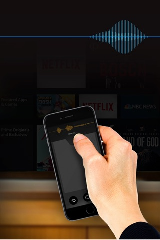 Amazon Fire TV Remote screenshot 1