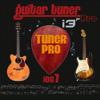 Afinador de violão e guitarra PRO, Guitar Tuner PRO i3F