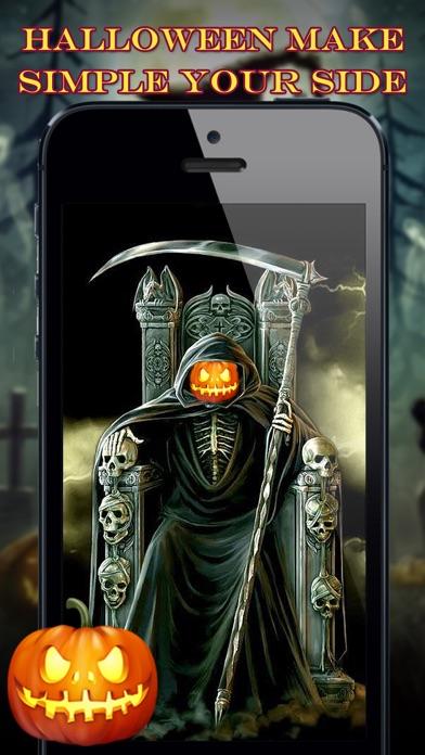 iphone screenshot 5 - Face In Hole Halloween