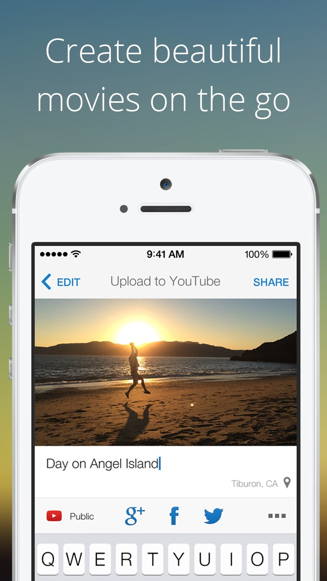 640x1136bb Review: YouTube releases YouTube Capture for iOS