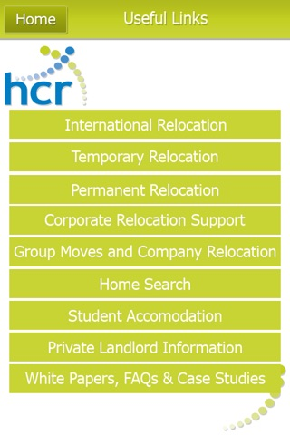 HCR Employee Relocation screenshot 3