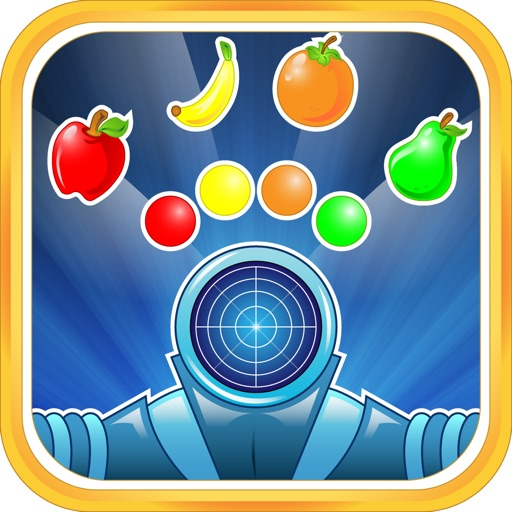 Chase of Fruit Candy FREE - Chasing Sweet Color iOS App