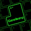 Geekey - Ultimate Keyboard for Geeks
