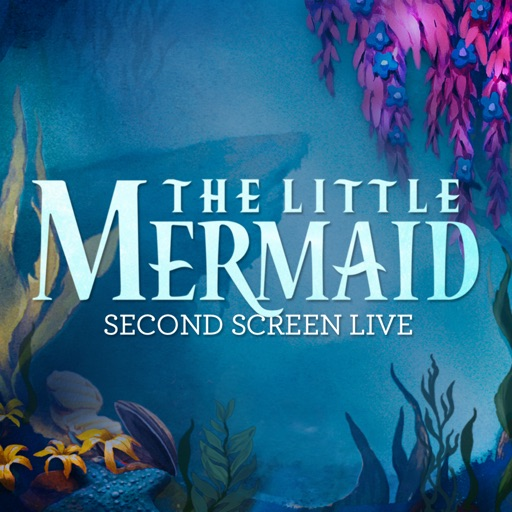 Second Screen Live: The Little Mermaid iOS App