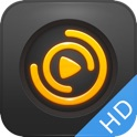 Moli-Player HD-free movie & music player for network download video & audio media on iPad icon