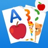 ABC Flash Cards for Kids Game - Educational Kids Game to Learn English