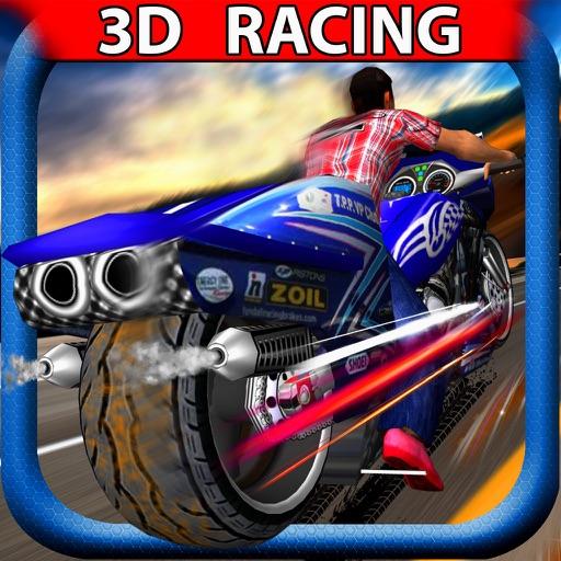 Drag Bike Racing ( 3D Free Race Games) iOS App