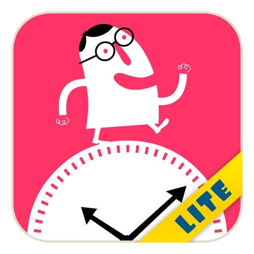 J'apprends à lire l'heure lite iOS App