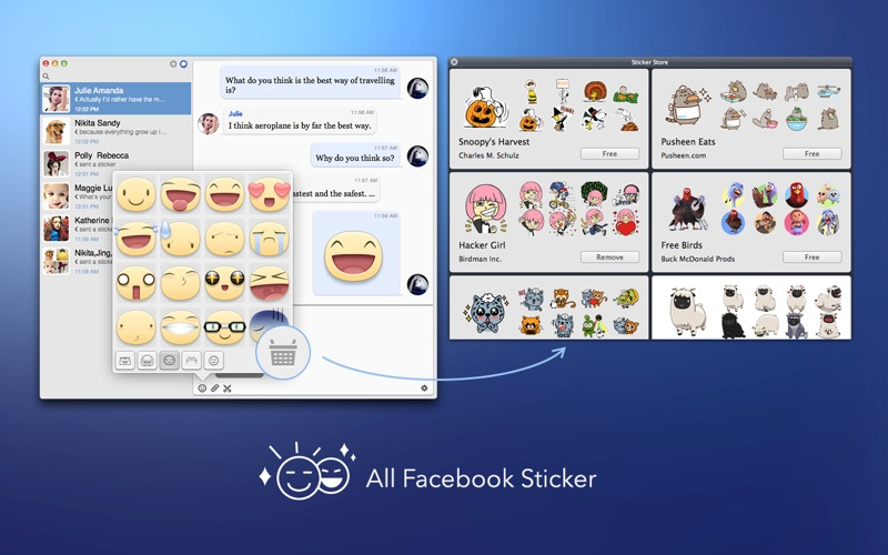Astro for facebook messenger door team apollo ltd for Door 3 facebook