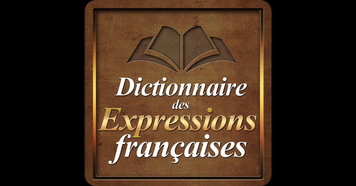 Expressions fran aises le dictionnaire gratuit on the app for Casser un miroir signification