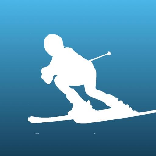 Tiny Skier iOS App